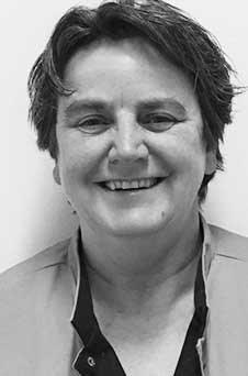 Team kunstgebit Nederland: Marianne Ververda